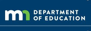 MN Dept. of Education Logo