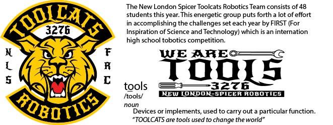 Clubs Organizations Toolcats Robotics