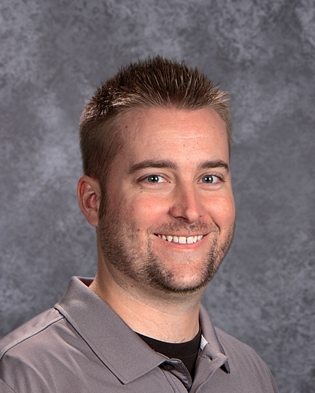Mr. Richards - Grade 5 Math, 8th Grade Boys Basketball Coach, & Varsity Girls Golf Coach