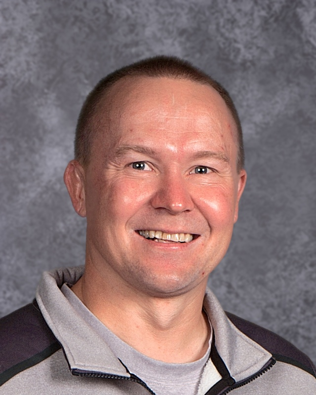 Mr. Johnson - Elementary Physical Education and Wrestling Coach