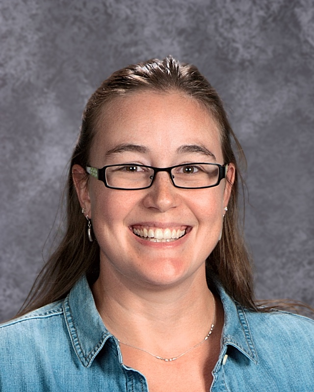 Mrs. Taunton - Special Education Teacher